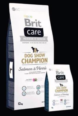 Brit Care Dog Show Champion 3kg