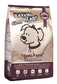 BARKING HEADS Quackers GRAIN FREE 6kg
