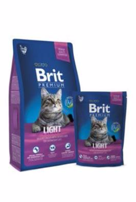 Brit Premium Cat Light 800g