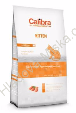 Calibra Cat HA Kitten Chicken 2kg