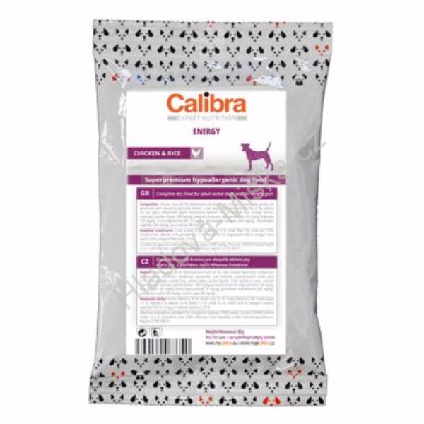 Calibra Dog EN Energy 80g - VZOREK