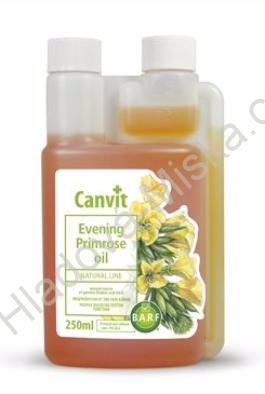 Canvit Natural Line Evening Primrose oil 250ml