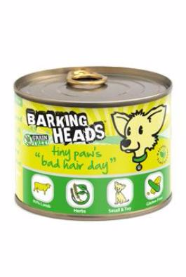 BARKING HEADS Tiny Paws Bad Hair Day konz. 200g