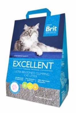 Podestýlka Brit Fresh for Cats Excellent Ultra Bentonite 10kg