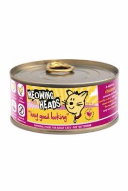 MEOWING HEADS Hey Good Looking konzerva 100g