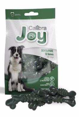Calibra Joy dog Denta pure 10 kostiček 90 g