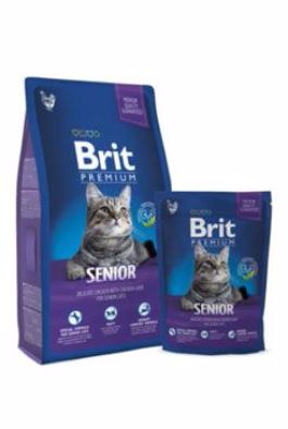 Brit Premium Cat Senior 1,5kg
