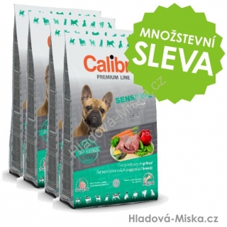 Calibra Dog Premium Line Sensitive 4x12kg