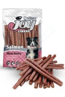 Calibra Joy DOG Classic Salmon Sticks 80g New